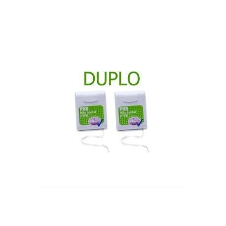 PHB HILO DENTAL DUPLO FLUOR/MENTA 2x50M