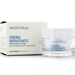 AXOVITAL CREMA HIDRATANTE PIEL NORMAL/MIXTA 50ML