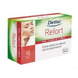 DIETISA REFORT 48 CAPSULAS