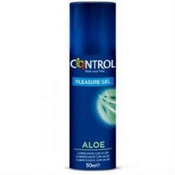 CONTROL PLEASURE GEL ALOE VERA 50ML