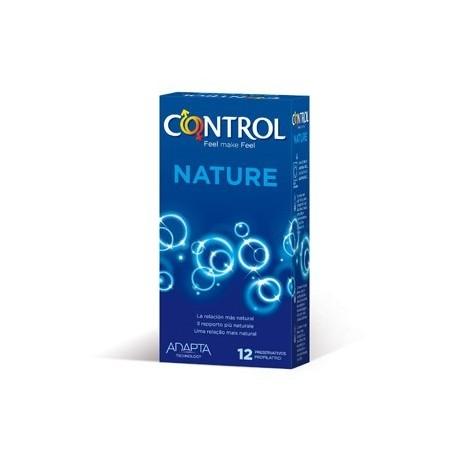CONTROL PRESERVATIVO NATURE12 UNID