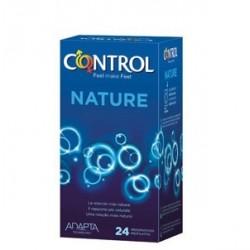 CONTROL PRESERVATIVO NATURE 24UD - PRECIO ESPECIAL