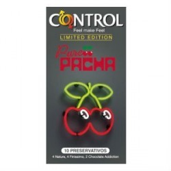 CONTROL PRESERVATIVO BY PURE PACHA 10UD