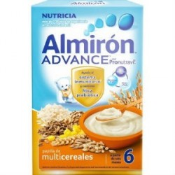 ALMIRON ADVANCE MULTICEREALES 500GR