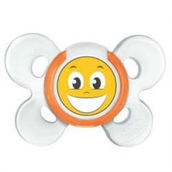 CHICCO CHUPETE COMFORT SMILE SILICONA 12M+