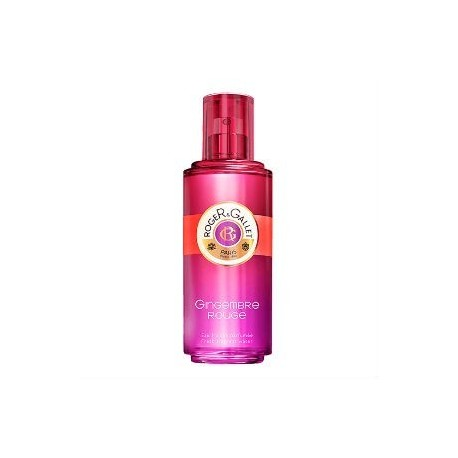 ROGER GALLET GINGEMBRE ROUGE AGUA PERFUMADA 100ML
