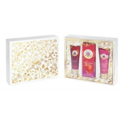 ROGER GALLET GINGEMBRE ROUGE AGUA PERFUMADA 100ML + GEL 50 ML + LECHE 50 ML