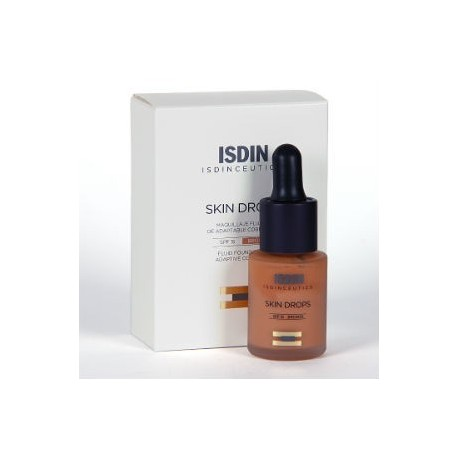 ISDINCEUTICS SKIN DROPS BRONZE 15ML
