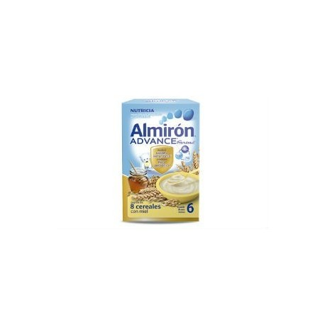 ALMIRON ADVANCE 8 CEREALES CON MIEL 500GR