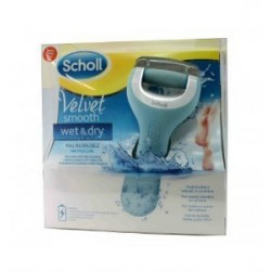 DR SCHOLL LIMA ELECTRONICA VELVET SMOOTH WET&DRY