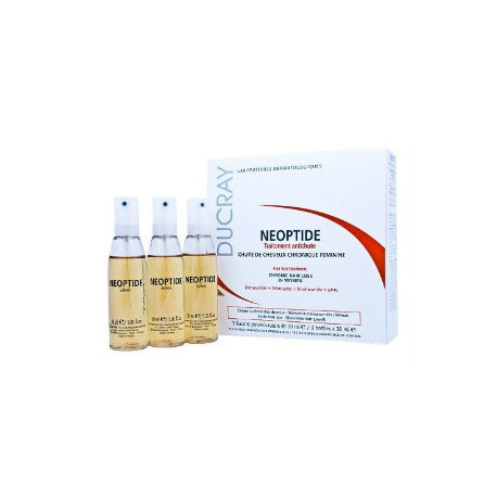 DUCRAY NEOPTIDE MUJER 3 X 30ML