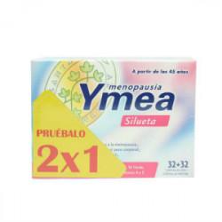 YMEA MENOPAUSIA SILUETA 2x64 CAPSULAS - PACK 2x1
