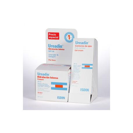 UREADIN CREMA HIDRATANTE PIEL SECA SPF20 50 ML + CONTORNO DE OJOS 15ML