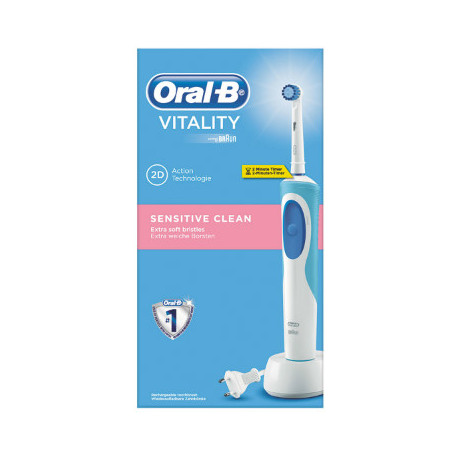 ORAL-B CEPILLO DIENTES ELECTRICO VITALITY SENSITIVE