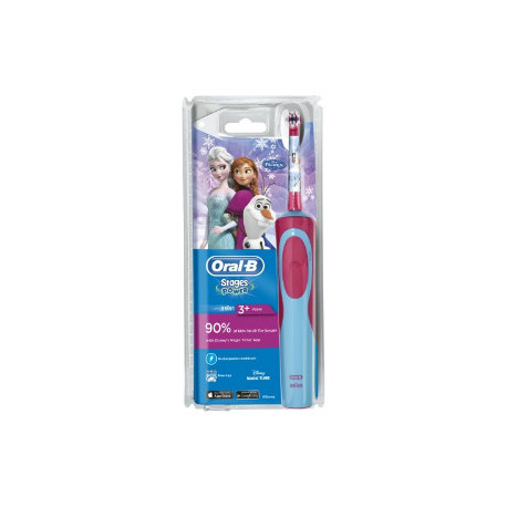 ORAL-B CEPILLO DIENTES ELECTRICO VITALITY JUNIOR FROZEN