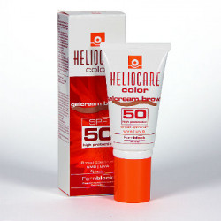 HELIOCARE GEL-CREMA SPF50 COLOR BROWN 50ml