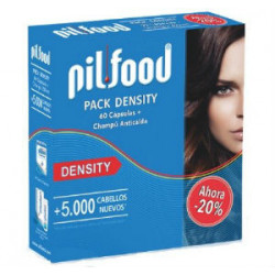 PILFOOD DENSITY - 60 CAP.+CH.ANTIC.200ml