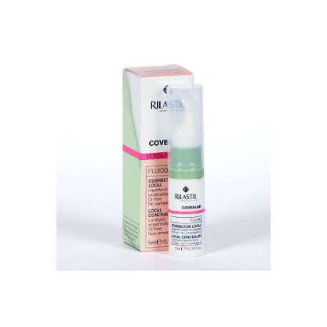 RILASTIL COVERLAB FLUIDO CORRECTOR LOCAL VERDE 5ML