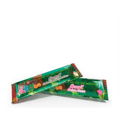 MONKIDS SNACK ENTREHORAS CHOCOCOLATE AVELLANA 1ud