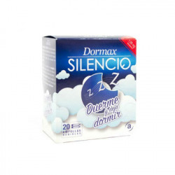 DORMAX SILENCIO 20 AMPOLLAS BEBIBLES