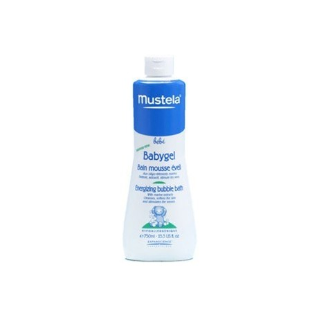 MUSTELA BABYGEL 200 ML.