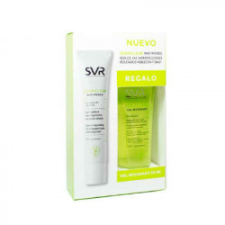 SVR SEBIACLEAR MAT+PORES 40ml + REGALO GEL LIMPIADOR 50ml