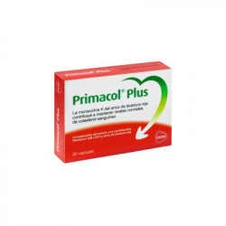 PRIMACOL PLUS 30 CAPS.