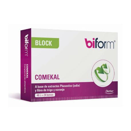 DIETISA BIFORM COMEKAL BLOQUEADOR 48 COMP.
