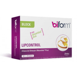 DIETISA BIFORM LIPO CONTROL PLUS 48 CAPS.