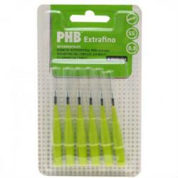 PHB INTERDENTAL EXTRAFINO 6 UD