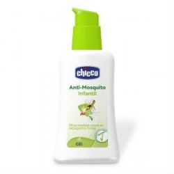 CHICCO ANTIMOSQUITOS GEL PROTECCION NATURAL 60ml