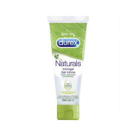 DUREX NATUR INTIM GEL 100ML