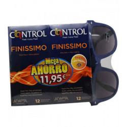 CONTROL FINISSIMO 2x12ud-MEGA AHORRO-GAF