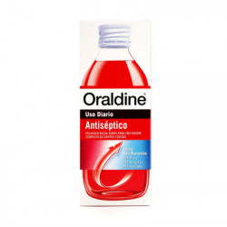 ORALDINE ANTISEPTICO COLUTORIO 400ML