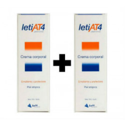 LETI AT-4 CREMA DUPLO 2x200ml