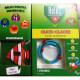 RELEC PULSERA ANTIMOSQUITOS CLICK-CLACK + RELOJ DIGITAL PEZ
