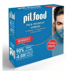 PILFOOD INTENSITY-15 amp+60 comp+ch 200