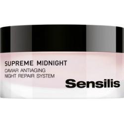 SENSILIS SUPREME MIDNIGHT CON CAVIAR NOCHE 50 ML