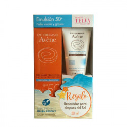 AVENE SOLAR EMULSION SPF50+ 50ml + REGALO AVENE AFTER SUN 50ml