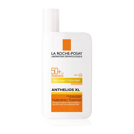 LA ROCHE-POSAY ANTHELIOS FLUIDO CON COLOR FACIAL SPF50+ 50ML