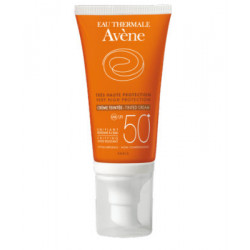 AVENE SOLAR CREMA COLOR SPF 50+ 50ml