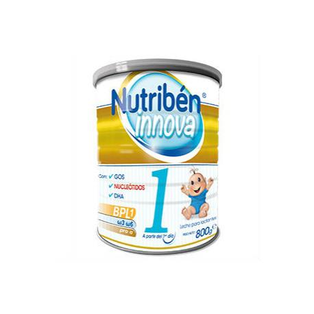NUTRIBEN LECHE INNOVA 1 800GR