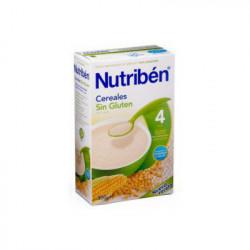 NUTRIBEN CEREALES S/G 300 G