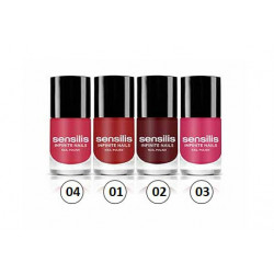 MK INFINITE NAILS 10ml 01 - GROSEILLE