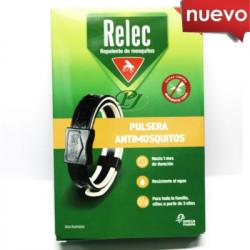 RELEC PULSERA ADULTO NEGRA