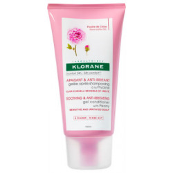 KLORANE PEONIA GEL DESPUES CH 150ML