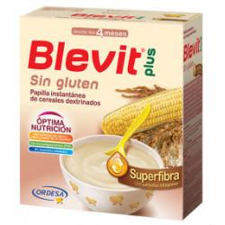 BLEVIT PLUS SUPERFIBRA SIN GLUTEN 600GR