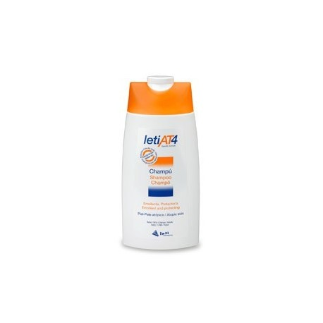 LETI AT-4 CHAMPU PIEL ATOPICA 250 ML.