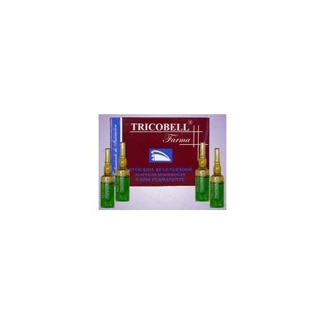 TRICOBELL ANTICAIDA ALOPECIA SEBORREICA 12 AMP.