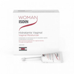 WOMAN ISDIN HIDRATANTE VAGINAL 12 MONODOSIS DE 6 ML